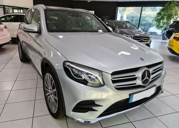 Mercedes GLC Suv 350 e Hybride Fascination