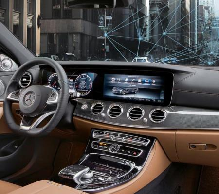 Mercedes me Connect business