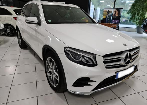 Mercedes GLC 220 d Executive