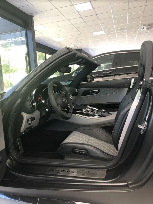 Voiture d'occasion Mercedes-Benz prestige AMG GT C ROADSTER EDITION 50 - Etoile 83