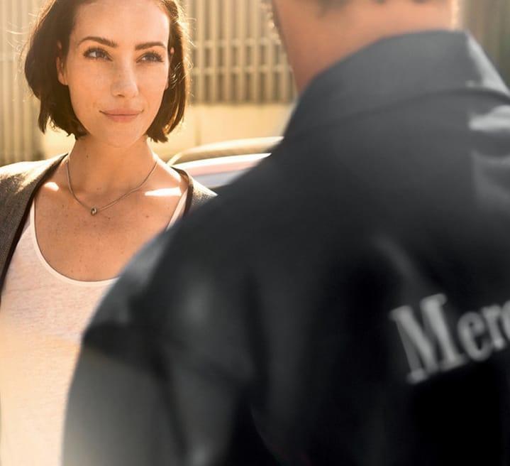 Services Mercedes me Connect